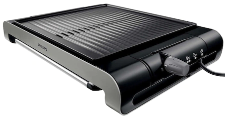 Gratar Electric Philips HD4417, 2000 W