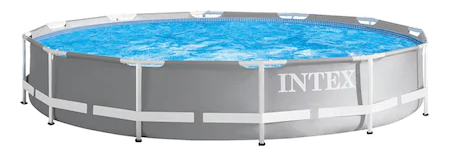Piscina Intex Prism Ultra Frame, Pompa Inclusa 3.66m x 76cm