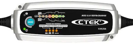 Redresor Acumulatori CTEK MXS 5.0 Test & Charge, 12V 5A