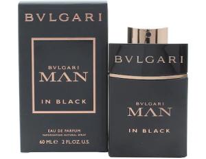Apa de Parfum Bvlgari Man in Black, Barbati, 30 ml