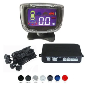 Senzori Parcare XtremeVision cu Display LCD S500