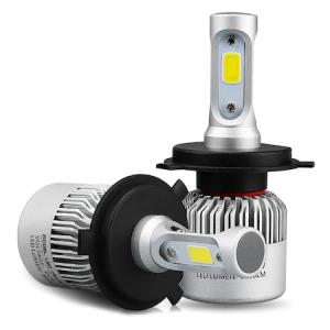 Set 2 LED-uri Auto H7 72w8000 Lumeni 6500k S2
