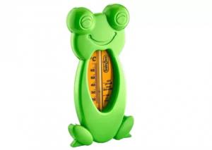 Termometru de Baie si Camera BabyJem Frog Green