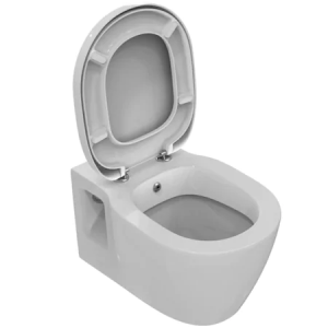 Vas WC Suspendat, cu Functie de Bideu Ideal Standard Connect 36x54 cm