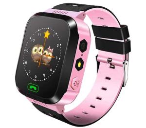 Ceas Smartwatch GPS Copii MoreFIT MX528, cu GPS prin lbs si Functie Telefon