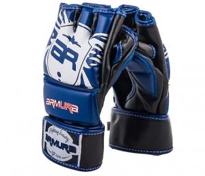 Manusi de MMA ARMURA Pacificator 2.0, L, Albastre