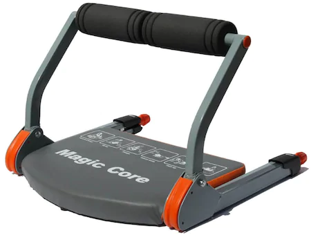 Ab Trainer Smart Magic Core, reglabil, rezistenta 12-22 kg