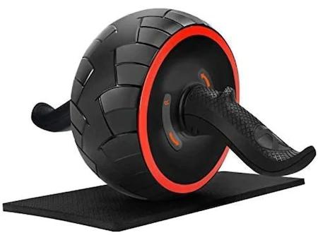 Roata pentru abdomene Power Stretch Wheel cu sistem de retractare
