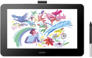 Tableta Grafica Wacom One 13