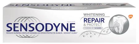 Pasta de dinti Sensodyne Repair and Protect Whitening, 75 ml