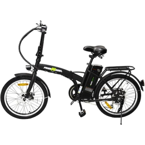 Bicicleta Electrica FreeWheel E-bike City, Pliabila
