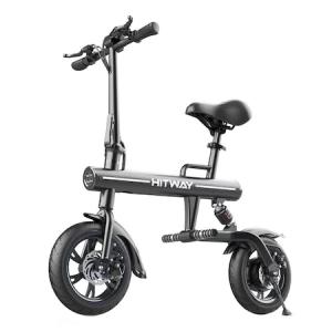 Bicicleta Electrica Hitway, Pliabila