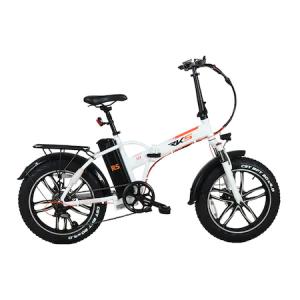 Bicicleta Electrica Pliabila RKS RS III PRO